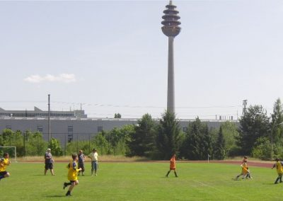 4. Jugendhilfe Fußballturnier