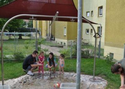 Sommerfest im Wichtelhaus
