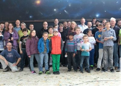 Charity-Aktion mit R.K. Consulting GmbH in der HPT des Schlupfwinkel e.V.