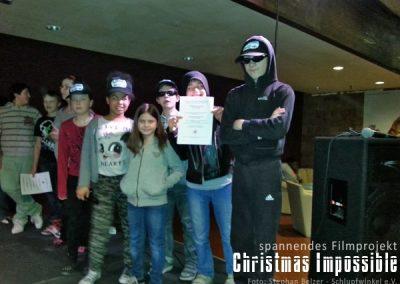 """""""Christmas Impossible"""" – ein spannendes Filmprojekt unserer HPT-Kids"""