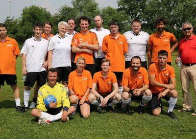 5. Jugendhilfe Fußballturnier auf dem Sportgelände am Tillypark