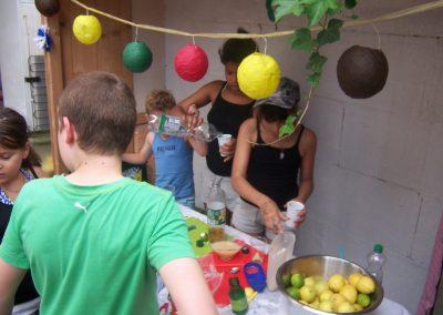 Sommerfest der HPT mit Besichtigung der renovierten Räumlichkeiten