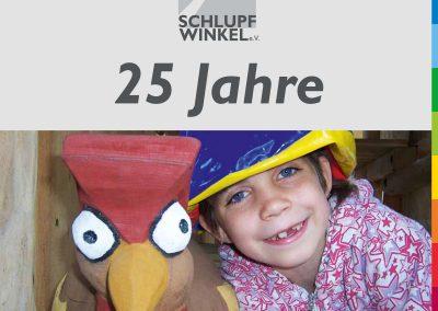 25 Jahre Schlupfwinkel e.V.