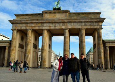 Berlinfahrt Teilzeitbetreute Wohngruppe