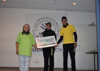 Spendenlauf in Büchenbach