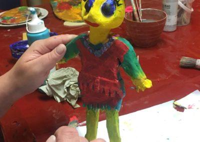Keramikworkshop für Familien