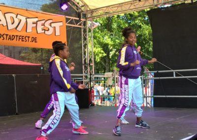 Auftritte 2019 – Tanzgruppe