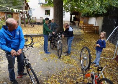Mach Dein Fahrrad fit!!!